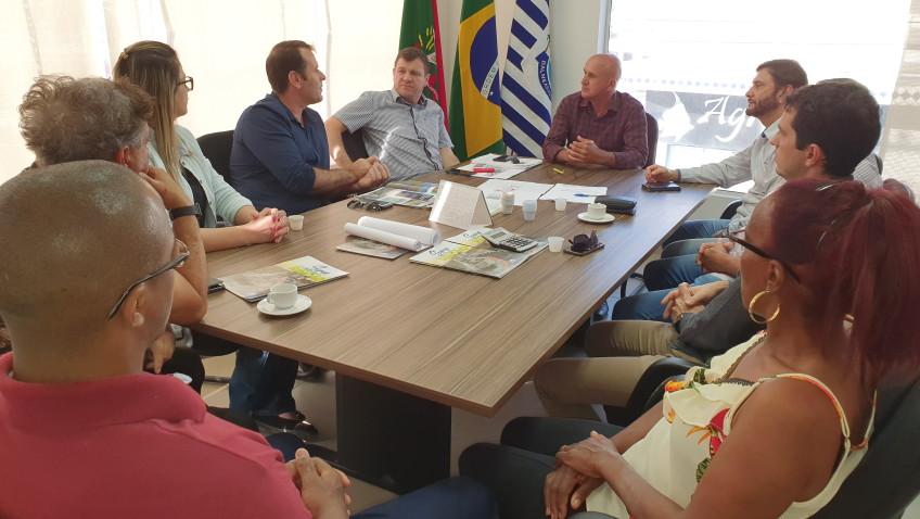 Sete empresas começam seus trabalhos no Distrito Industrial de Balneário Rincão