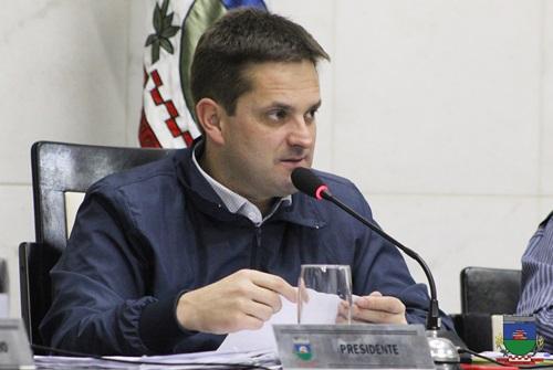 Proposições apresentadas pelo Presidente do Legislativo são aprovadas, por unanimidade