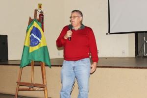 A Coopere comunica o falecimento de Juan Esquivel, coordenador pela Unisul do projeto de piscicultura em tanque-rede desenvolvido em Morro da Fumaça