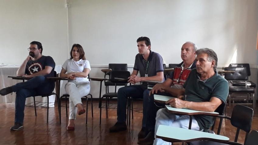 omissão Consultiva do Comitê Araranguá realiza último encontro de 2019