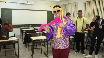 COM APRESENTAÇÕES ARTÍSTICAS E AMBIENTAIS, A ESCOLA PROFISSIONAL ENCERRA OS TRABALHOS ESCOLARES DO EJA REFERENTES A 2019.