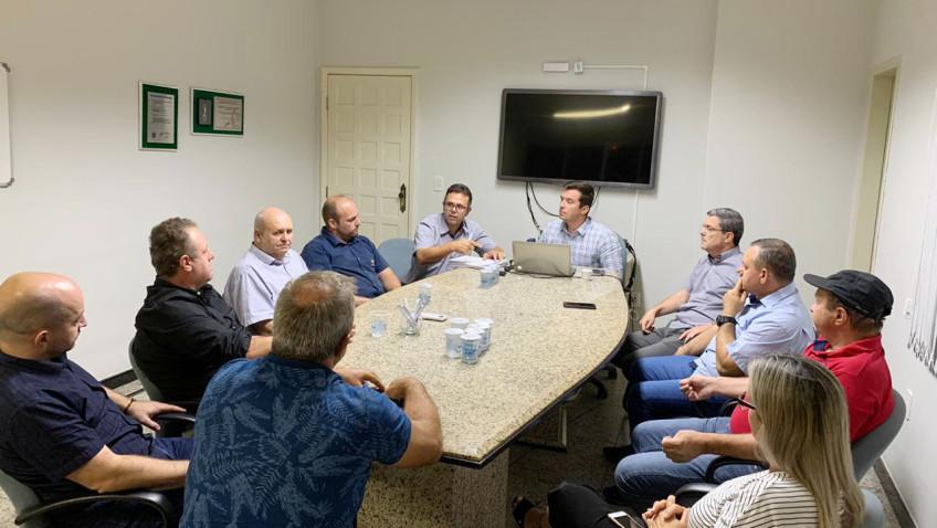 Cermoful forma comissão para discutir reforma estatutária