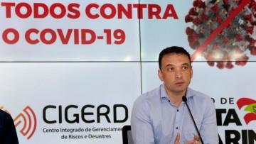 CORONAVÍRUS EM SC: GOVERNO SUSPENDE CIRURGIAS E EXAMES ELETIVOS E CONSULTAS AMBULATORIAIS