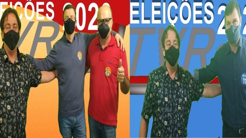 TVRsul fecha primeira rodada de entrevistas com candidatos a prefeitos por Morro da Fumaça