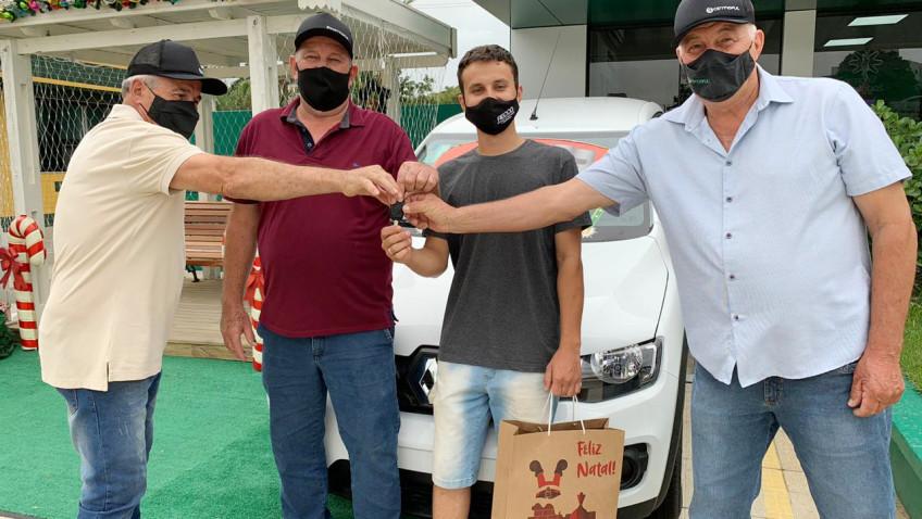 Cermoful: Ganhador de carro 0km é do bairro Maccari