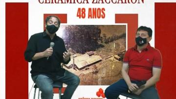 CERÂMICA ZACCARON LTDA, 48 ANOS CONTRIBUINDO COM O DESENVOLVIMENTO DO SUL BRASILEIRO
