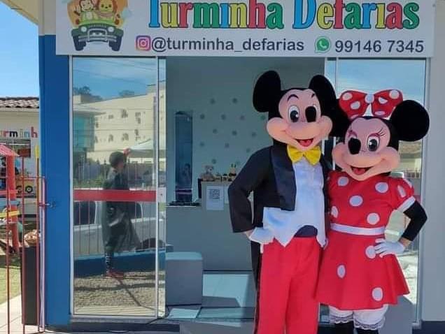 CEI Turminha Defarias é inaugurada em Morro da Fumaça