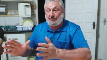 DEPUTADO ESTADUAL PADRE PEDRO BALDISSERA (PT) VISITA REGIÃO SUL